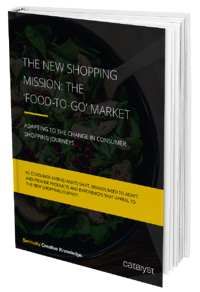 The New Shopping Mission: The 'Food-To-Go' Market
