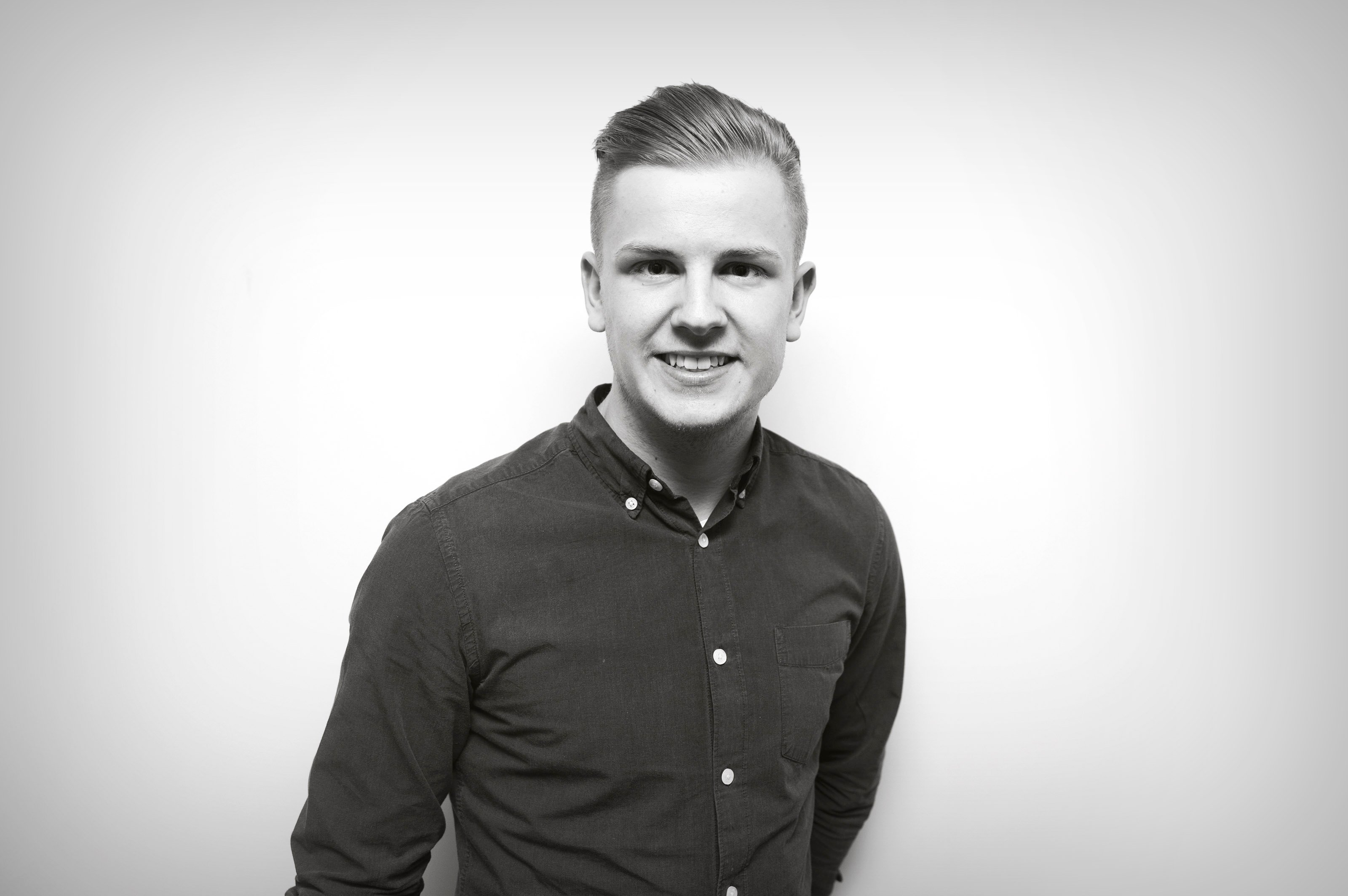 Sean Juckes - Junior Account Manager