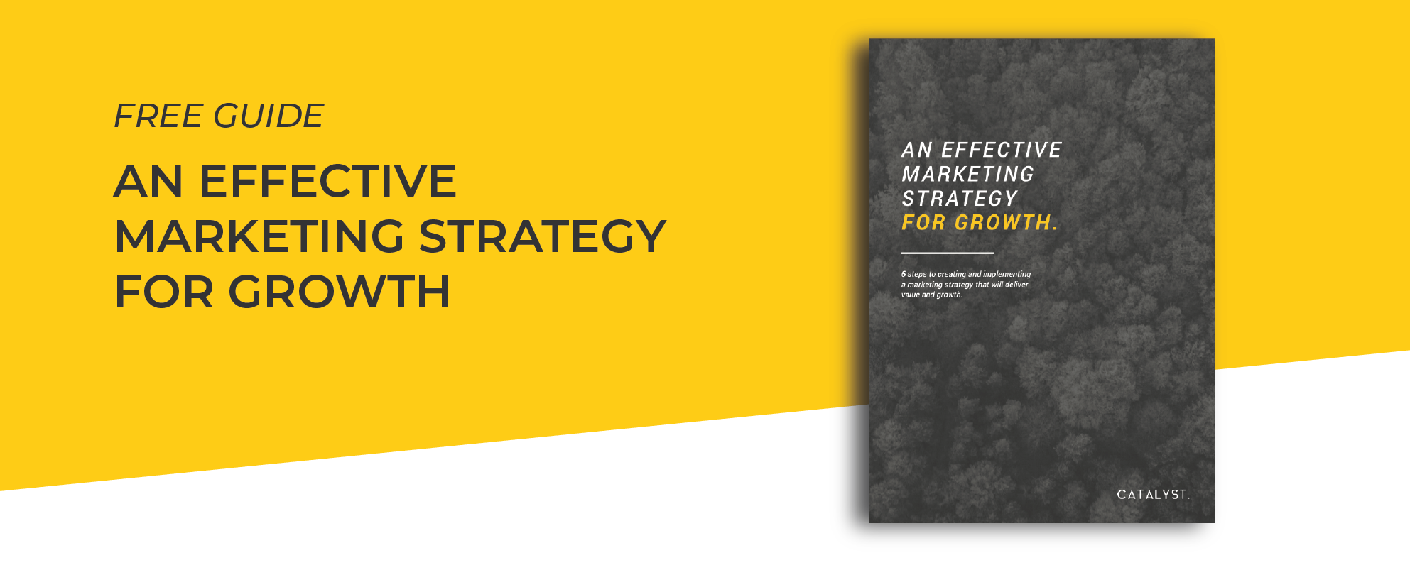 effective strategy Email background yellow