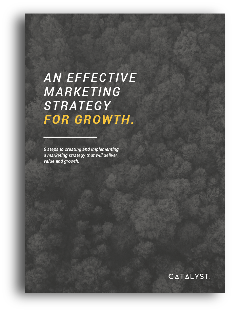 Catalyst Marketing Strategy for Growth eBook