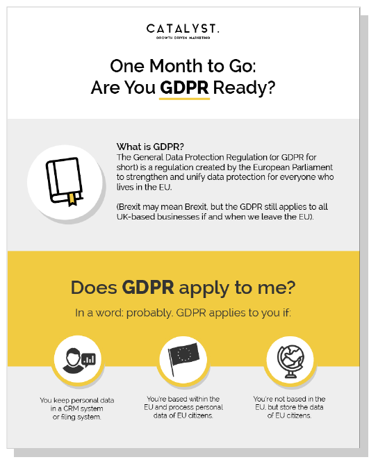 GDPR Infographic image-new
