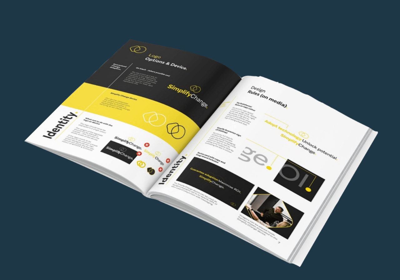 Simplify-Change Brand Guidelines