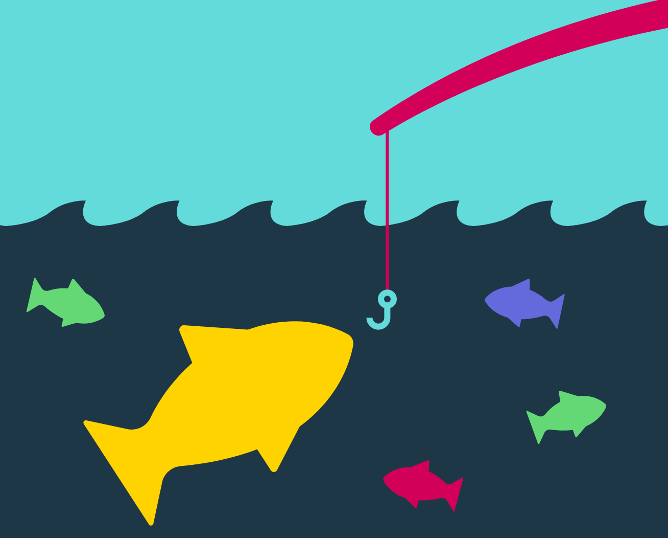 Cat web graphics – Identify your perfect catch