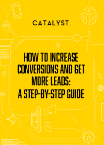 Cat-How to increase conversions and get more leads_ A step-by-step guide