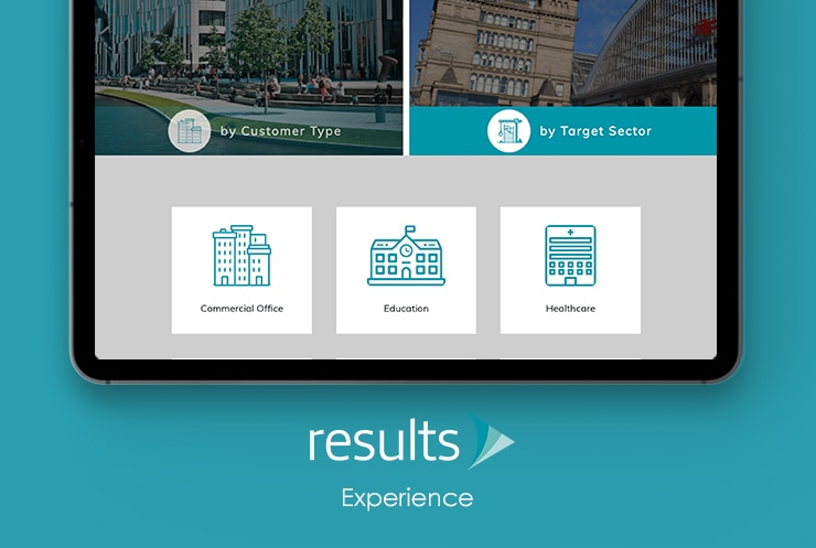 results-experience-ipad